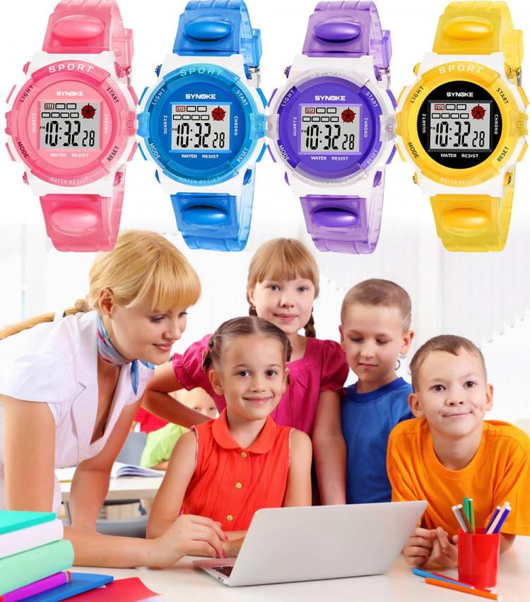 Đồng hồ trẻ em SYNOKE 99268 5