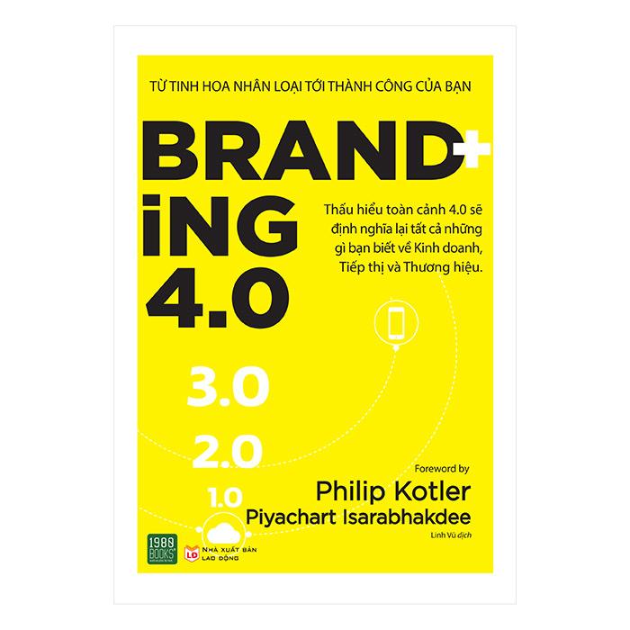 Combo Content Marketing Trong Kỷ Nguyên 4.0 + Branding 4.0 ( 2 Cuốn )