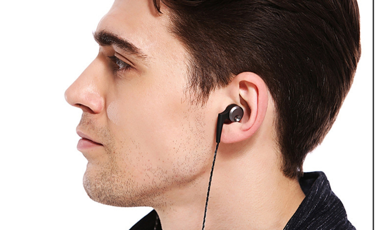 Tai nghe QKZ KD10 Driver kép âm thanh Hires vỏ kim loại có Micro - Hàng chính hãng