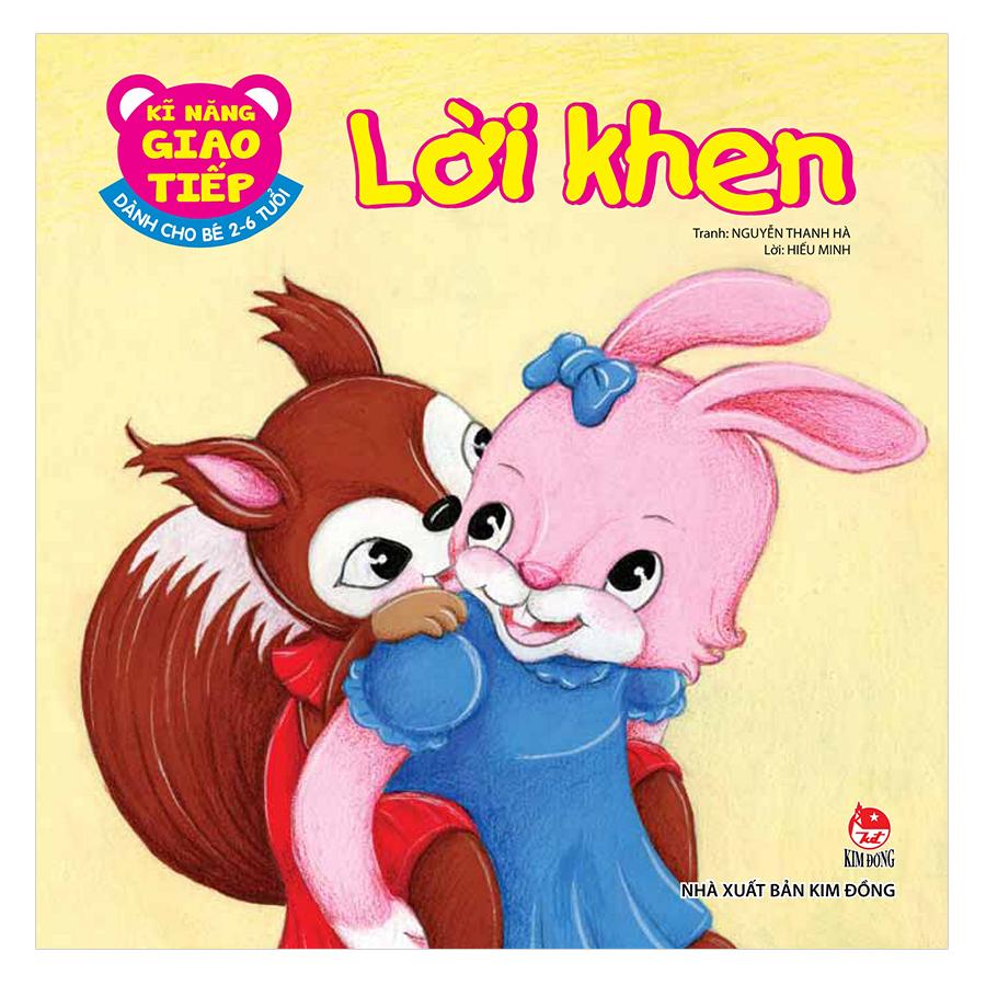 Combo Kĩ Năng Giao Tiếp - Dành Cho Bé 2-6 Tuổi (Trọn Bộ 10 cuốn)