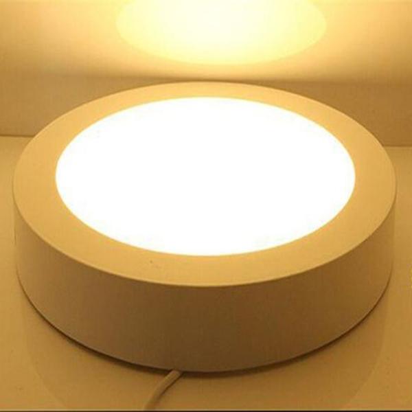 Đèn Led nổi ốp trần cao cấp ánh sáng vàng