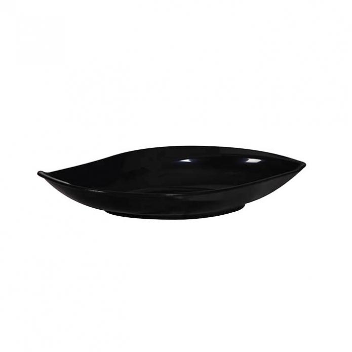Bộ 5 đĩa lá nhựa to cao cấp Song Long- màu ngẫu nghiên