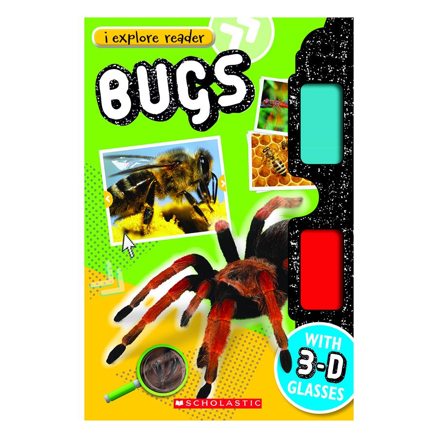 I Explore 3D Reader: Bugs