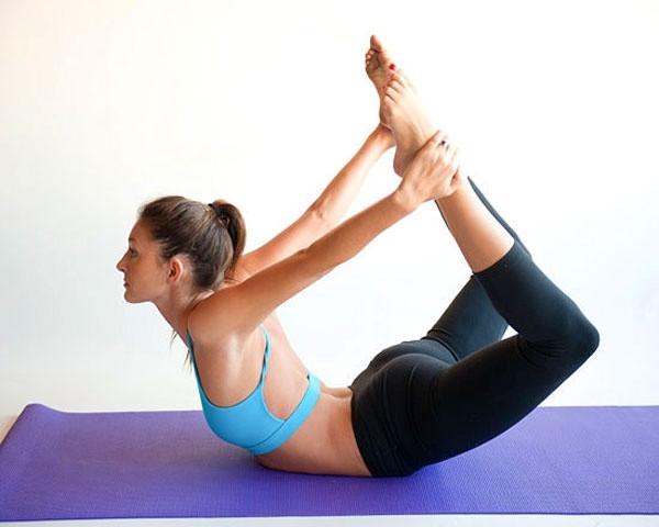 Tập luyện yoga mỗi ngày nâng cao sức khỏe