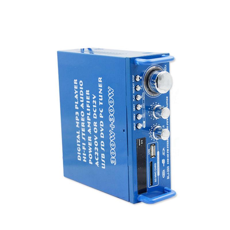 AMPLI MINI Karaoke Bluetooth Cao Cấp BLJ-253B AZONE