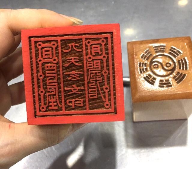 Con dấu , ấn Cửu Thiên Huyền Nữ