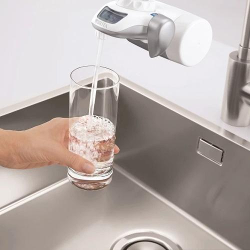 Thiết bị lọc nước tại vòi BRITA ON TAP (có sẵn 1 lõi lọc BRITA ON TAP HF) - Thương hiệu đến từ Đức