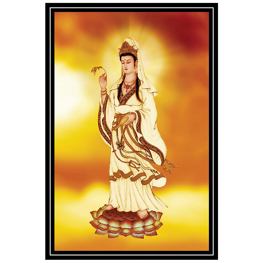 Tranh Phật Giáo Quan Thế Âm Bồ Tát 2315