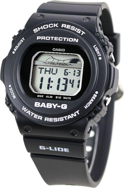 Đồng hồ nữ dây nhựa Casio Baby-G chính hãng BLX-570-1DR