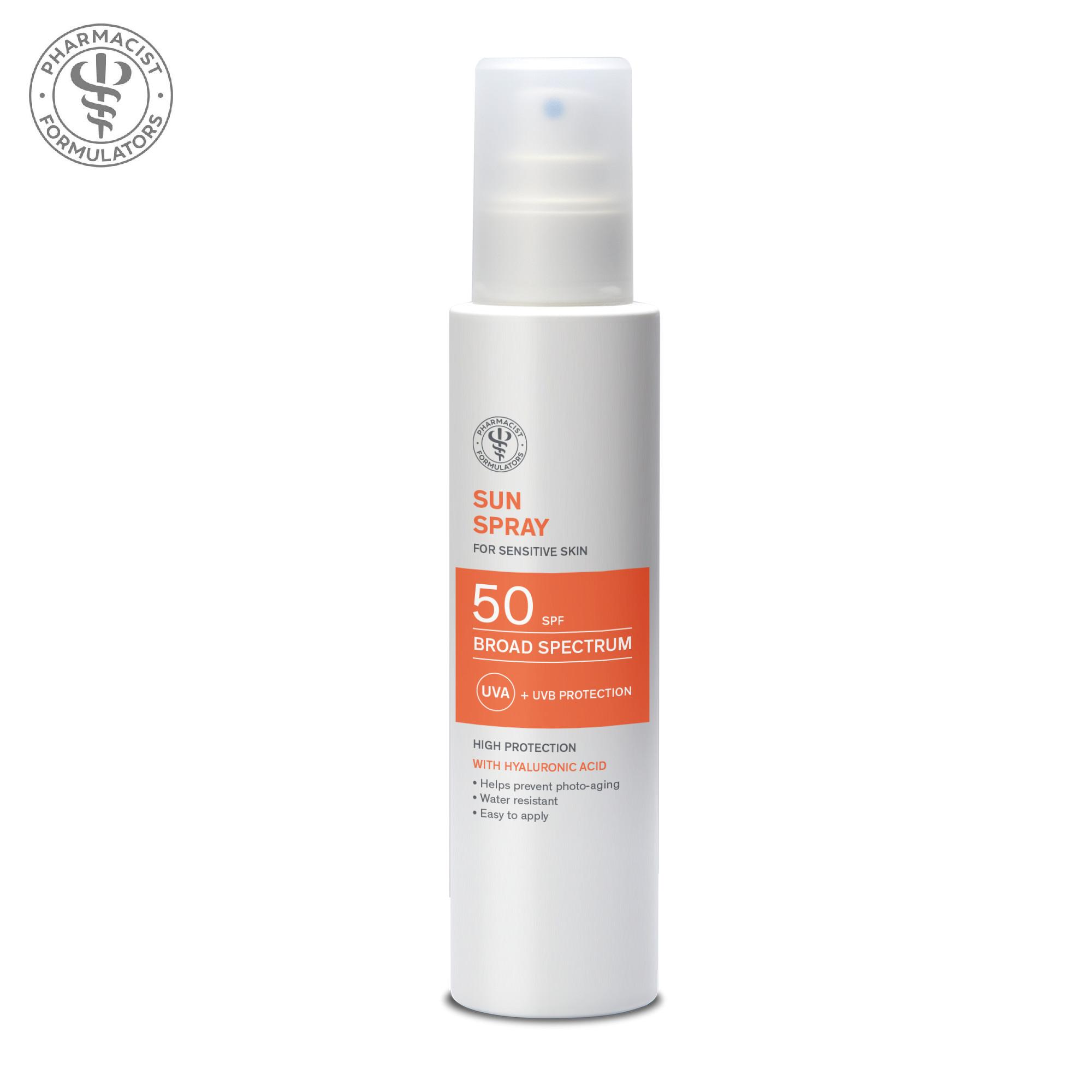 Xịt Chống Nắng Bảo Vệ Da Khỏi Tia UVB Và UBA Pharmacist Formulators Sun Spray High Protection 150ml