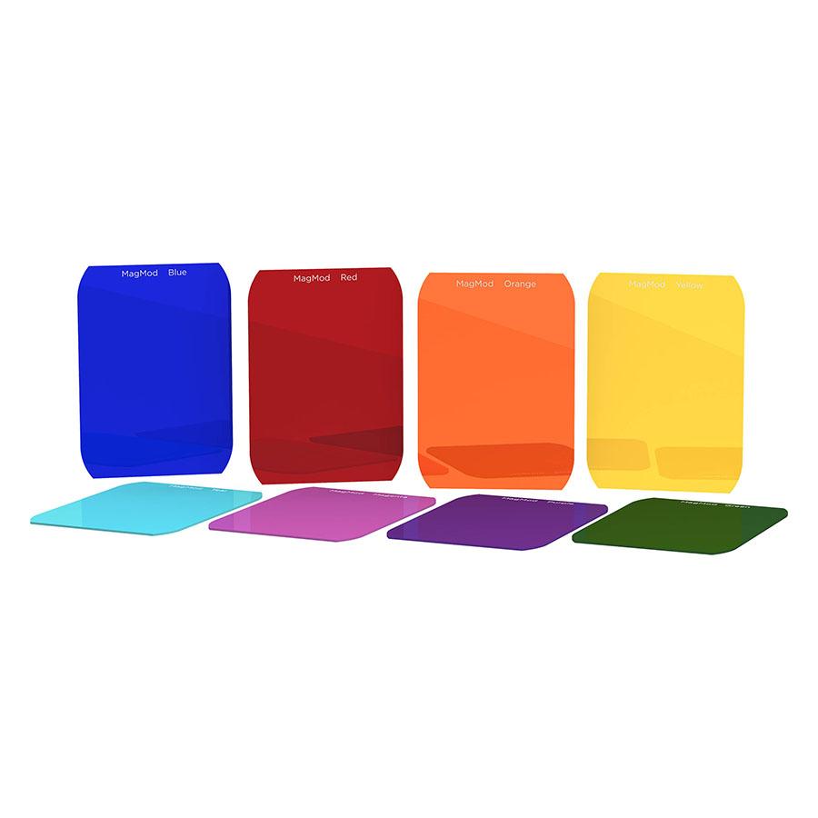 Bộ Phụ Kiện Máy Ảnh Magmod Creative Gel Nhiều Màu Hỗ Trợ Cho Flash - Hàng Nhập Khẩu