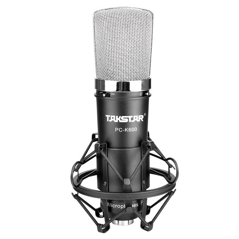 Mic thu âm livestream, micro thu âm cao cấp Takstar PC-K600 - hàng chính hãng