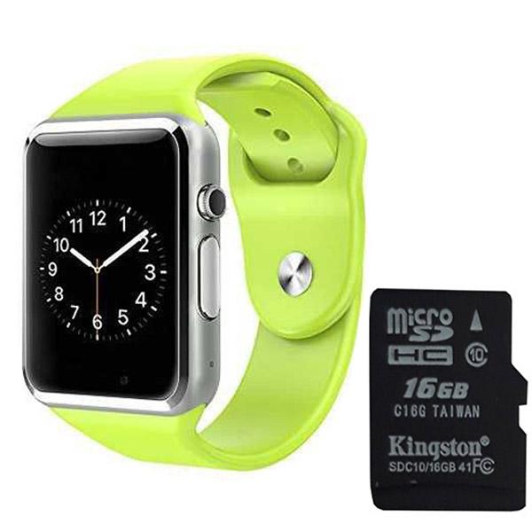 Đồng hồ thông minh SSA01 tặng thẻ nhớ 16Gb