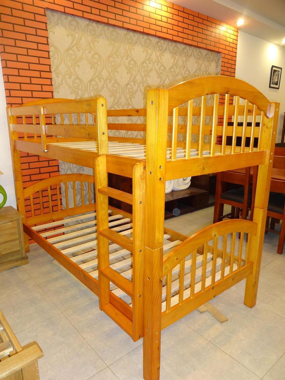 Giường Tầng Uni 031 (vàng)