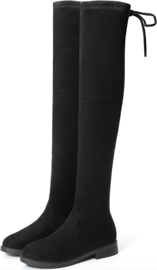 Boot nữ cổ cao đế trệt đơn giản hiện đại GCC28 - 35 - 24222816 , 2618418481540 , 62_10019231 , 650000 , Boot-nu-co-cao-de-tret-don-gian-hien-dai-GCC28-35-62_10019231 , tiki.vn , Boot nữ cổ cao đế trệt đơn giản hiện đại GCC28 - 35