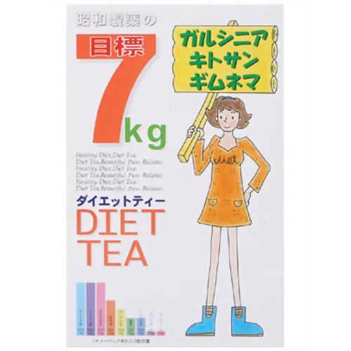 Trà giảm cân Diet Tea hộp 3x30 gói
