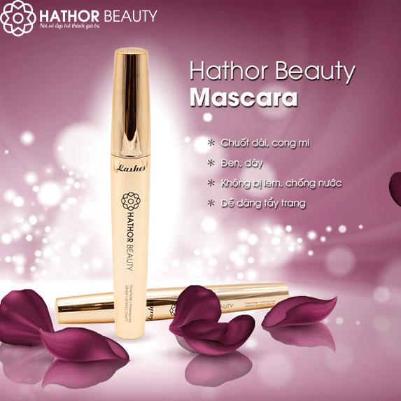Mascara Hathor Beauty Lashes Làm Dài Và Dày Mi