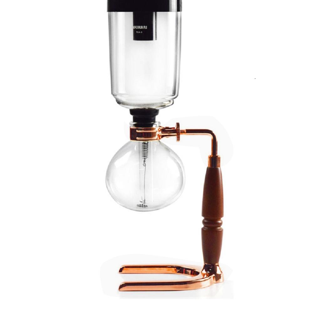 Bình pha cà phê Syphon DhikaRi Syphon Copper TCA-3CU Taiwan