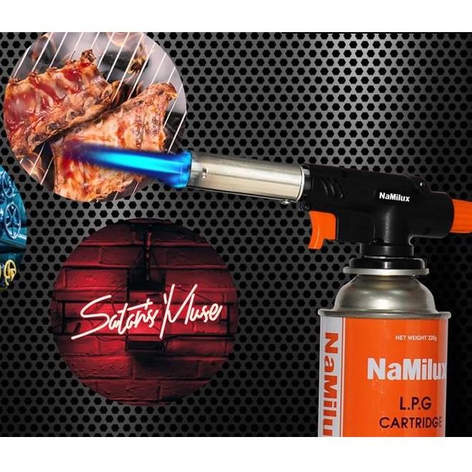 Đèn Khò Gas NaMilux TS1719RN/NH052- Hàng Chính Hãng
