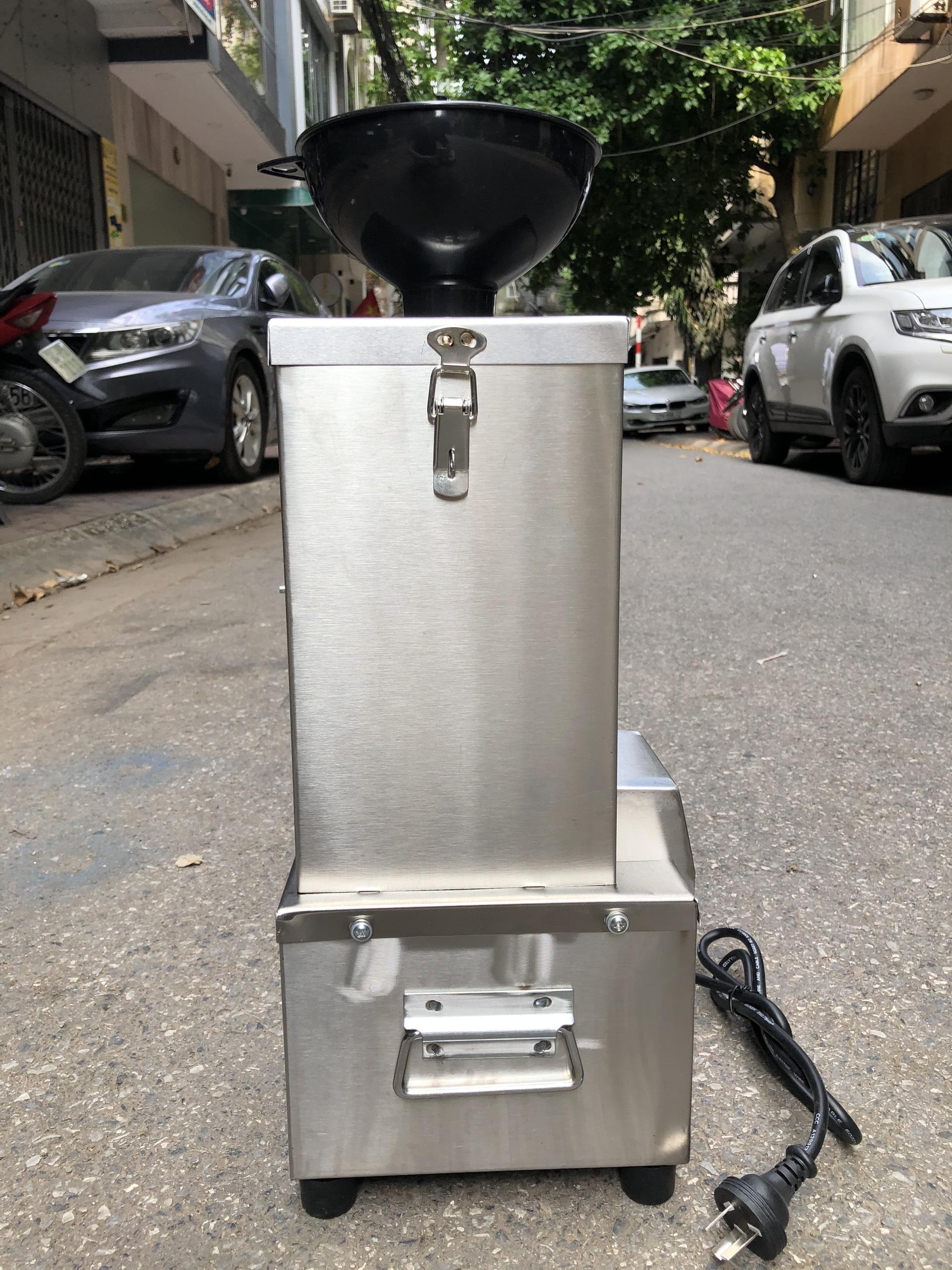Máy bóc tỏi gia đình,máy bóc vỏ tỏi mini đạt 25kg/giờ cho các quán ăn
