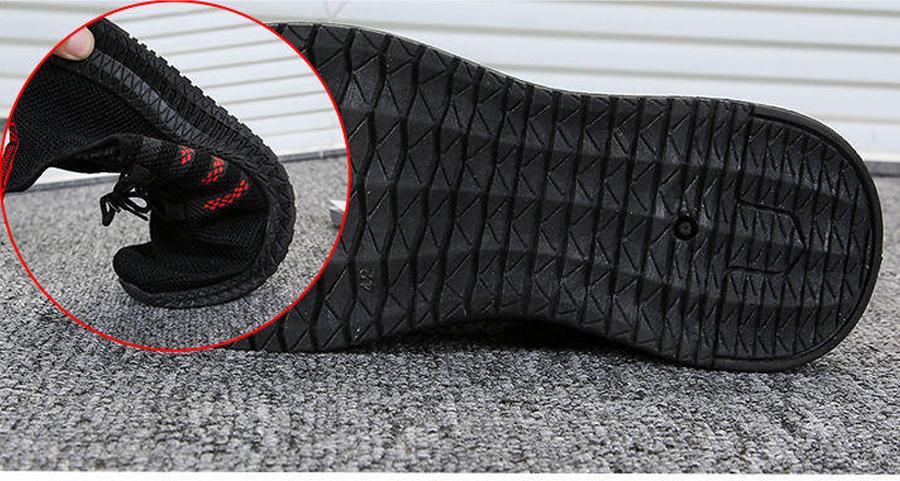 Hình ảnh Giày sneaker nam phong cách thể thao 212