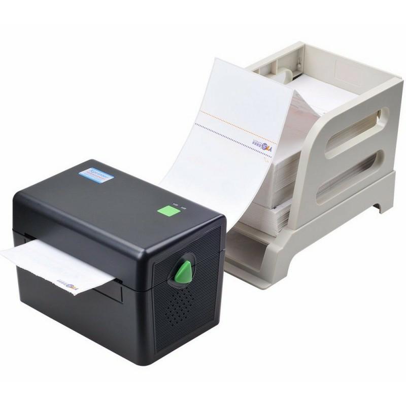 Khay đựng decal giấy xếp
