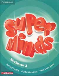 Super Minds 3 - Workbook