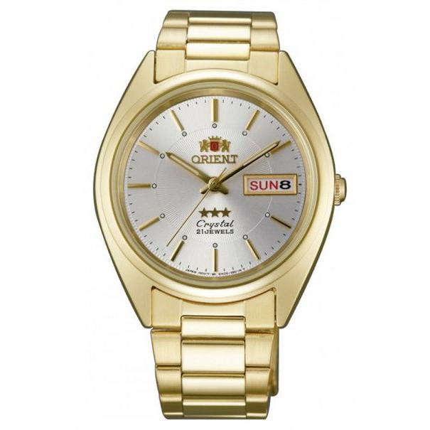 Đồng hồ cơ nam Orient 3 sao FAB00004W9 Automatic chính hãng