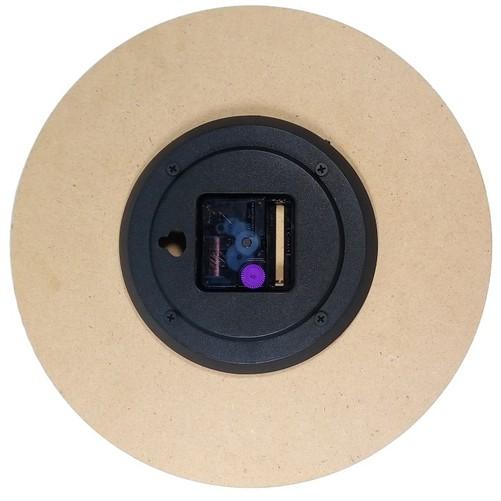Đồng hồ treo tường phong cách cổ MS 09