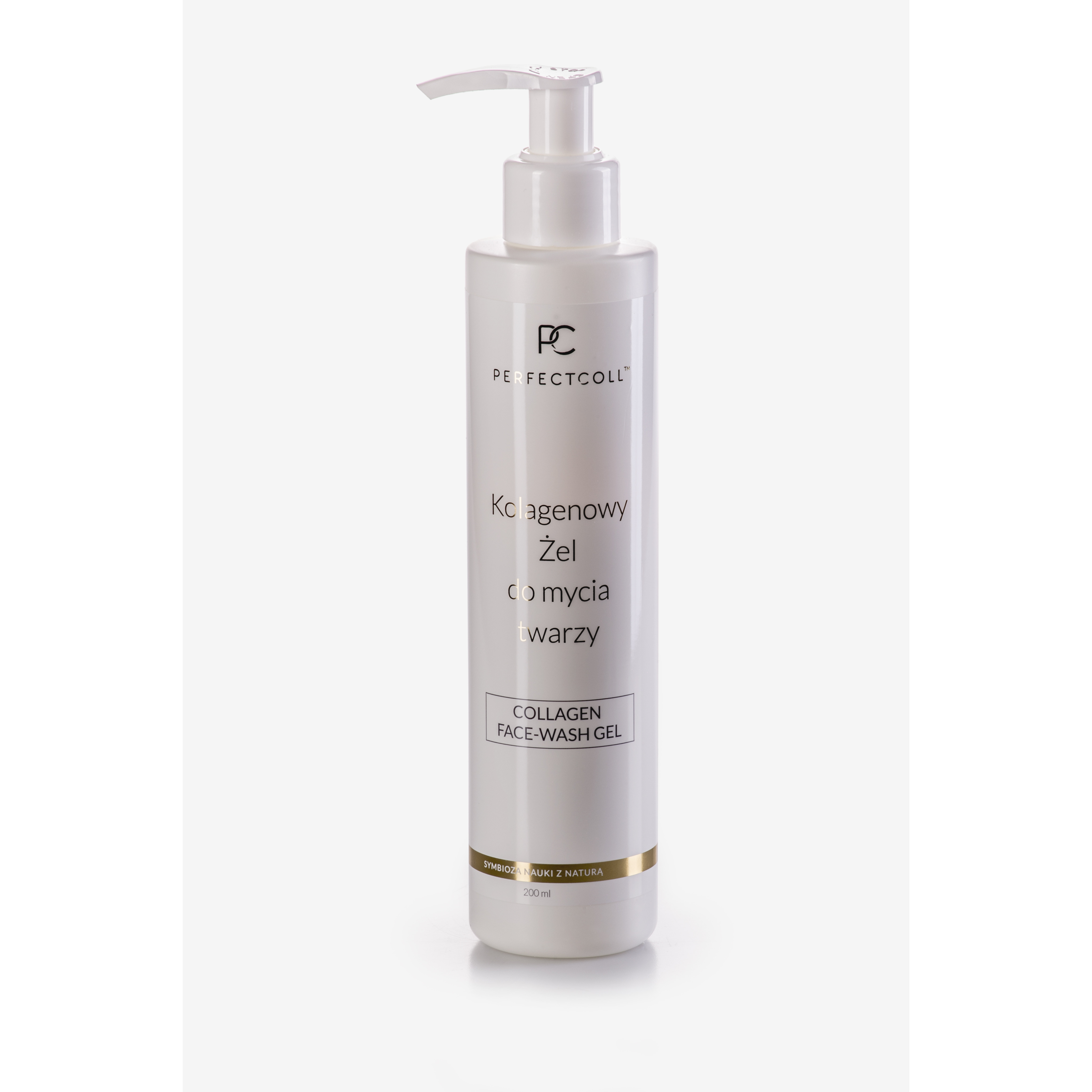 Sữa rửa mặt dưỡng ẩm - PC Collagen Face Wash Gel