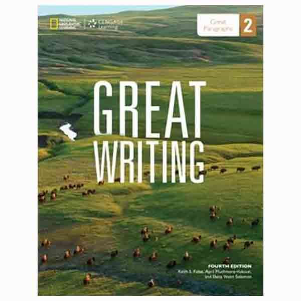 Great Writing 2 Student Book Great Paragraphs