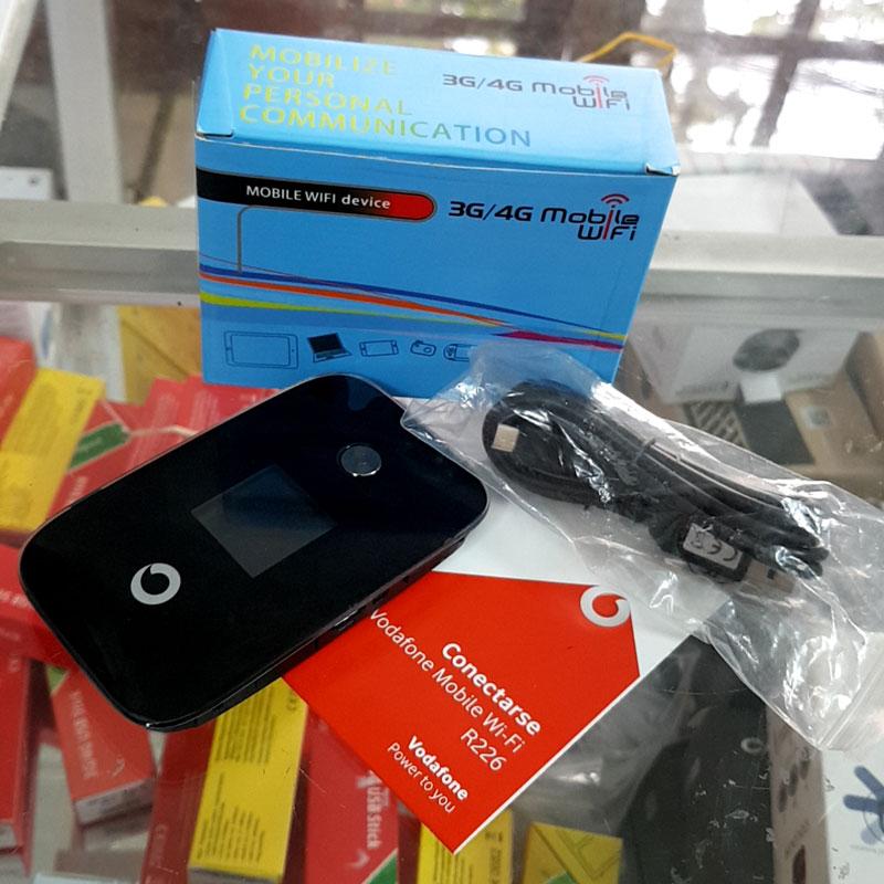 Bộ Phát WiFi 4G Vodafone R226 – LTE Cat 6 – tốc độ 300Mbps   hàng chính hãng