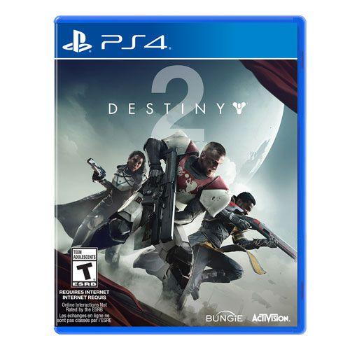Đĩa Game PS4 Destiny 2 Hệ US - Hàng Nhập Khẩu