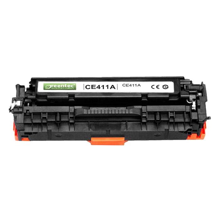 Mực In Laser Màu Greentec CE411A - Hàng Chính Hãng