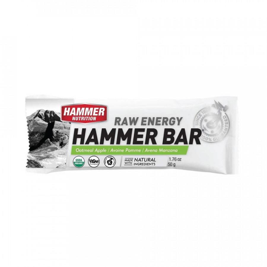 Thanh bổ sung năng lượng - Hammer Nutrition Energy Raw - Táo - 6 thanh