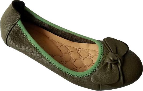 Giày Búp Bê BIGGBEN Da Bò Thật Cao Cấp BB31