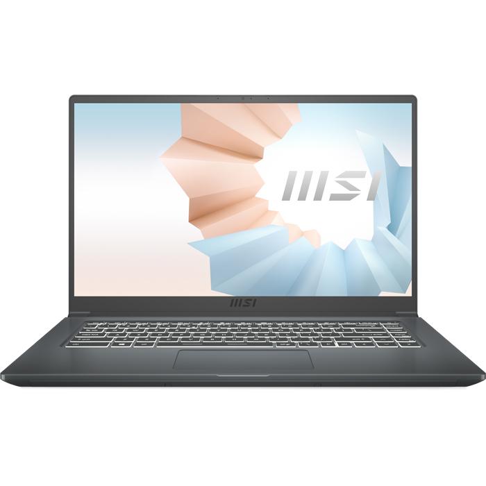 Laptop MSI Modern 15 A11M-200VN (Core i5-1135G7/ 8GB DDR4 3200MHz/ 512GB PCIe NVMe/ 15.6 FHD IPS/ Win10) - Hàng Chính Hãng
