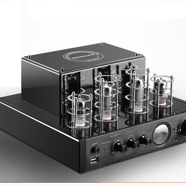 Bộ khuếch đại âm thanh Amply  MS-10D MKII Có Bluetooth