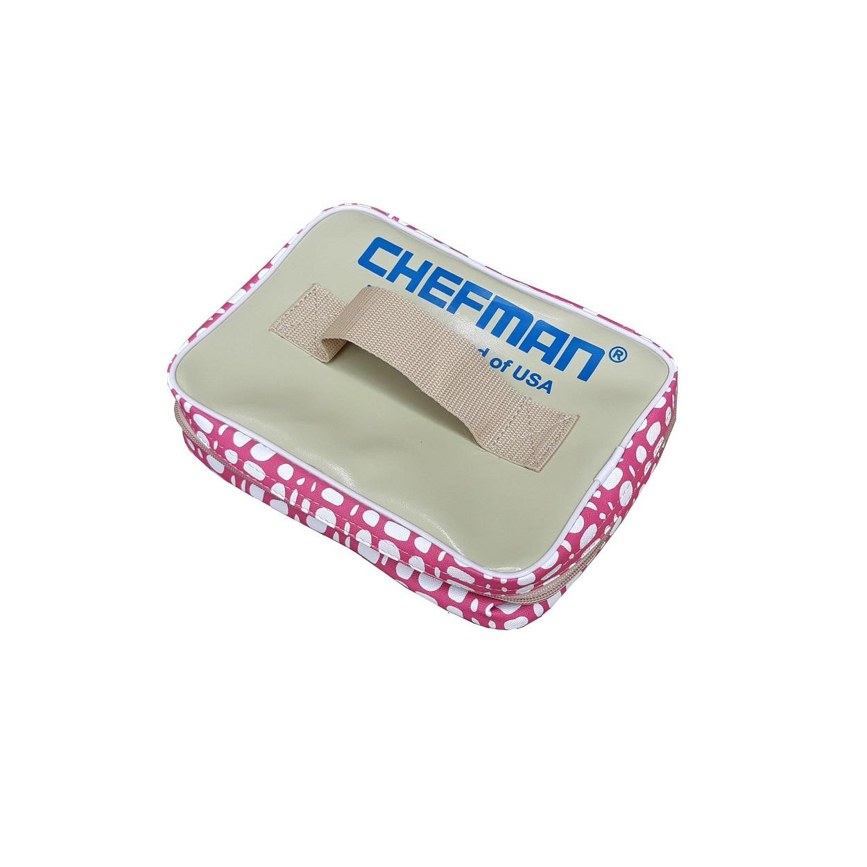 Túi đựng hộp cơm chefman - giao màu ngẫu nhiên