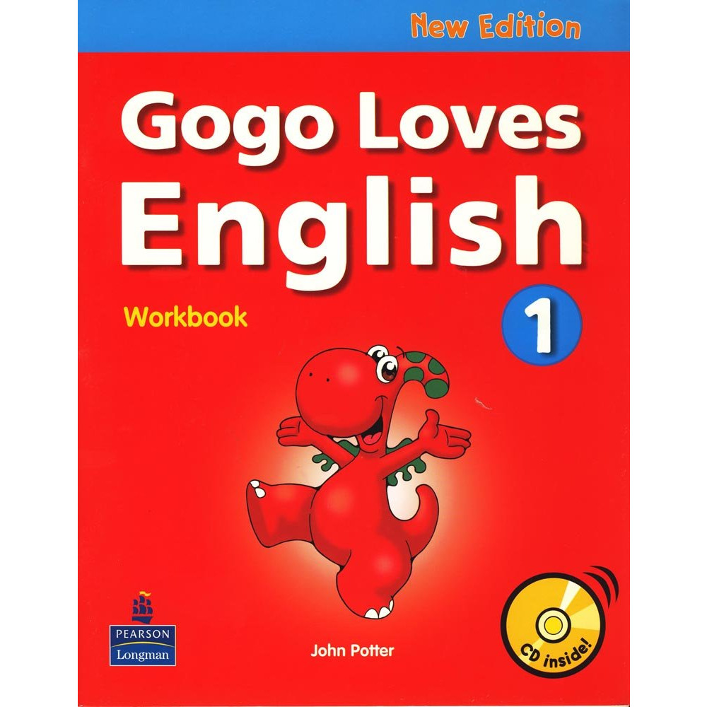 Gogo Loves English Workbook Level 1 (with CD) (2nd Edition)