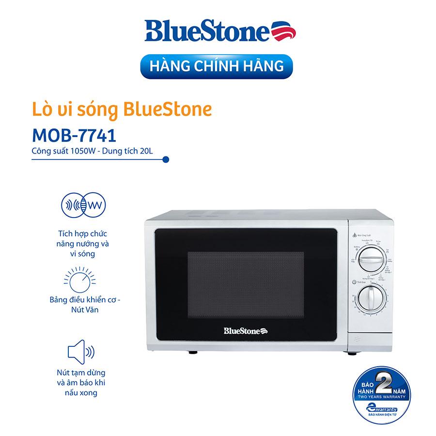 Lò vi sóng Bluestone MOB-7741 - Hàng chính hãng