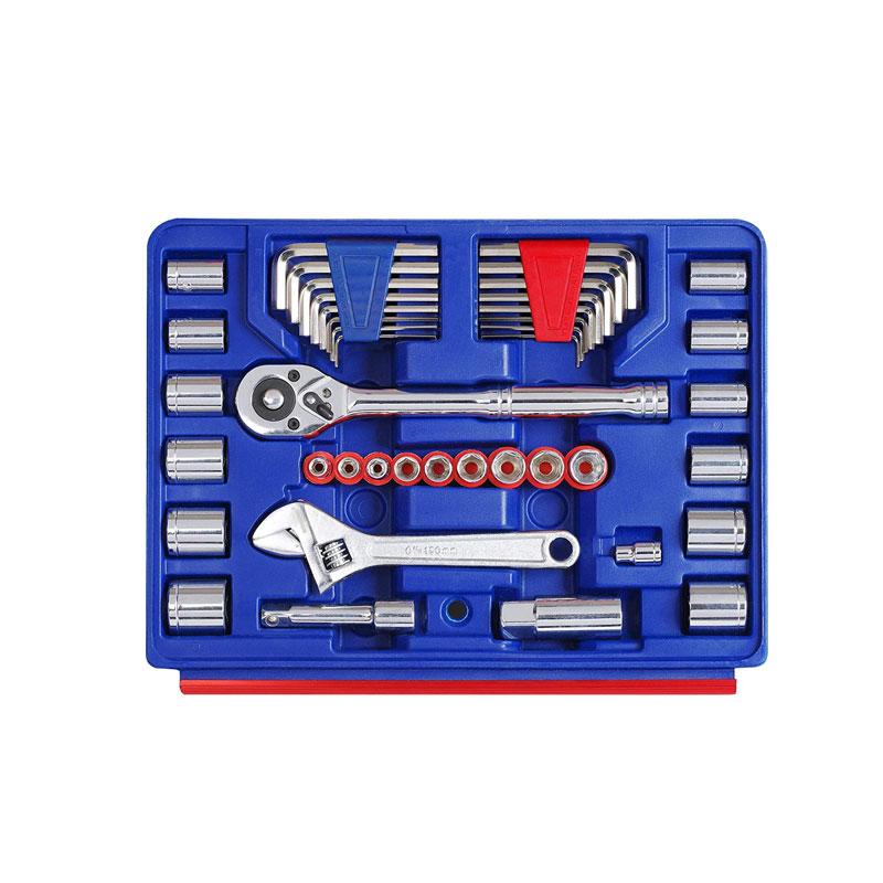 Bộ dụng cụ 125 chi tiết Workpro W009022