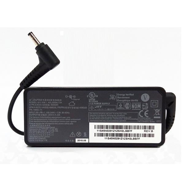Sạc cho laptop Lenovo 20v-3.25a đầu khấc