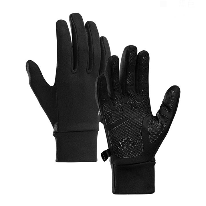 Găng tay cảm ứng, bao tay phượt du lịch dã ngoại Naturehike NH20FS032 hàng chính hãng dành cho cả nam và nữ