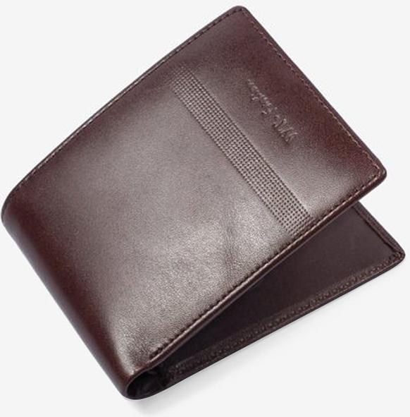 Ví Da Nam Da Bò Cao Cấp Màu Nâu WT Leather 0131.1