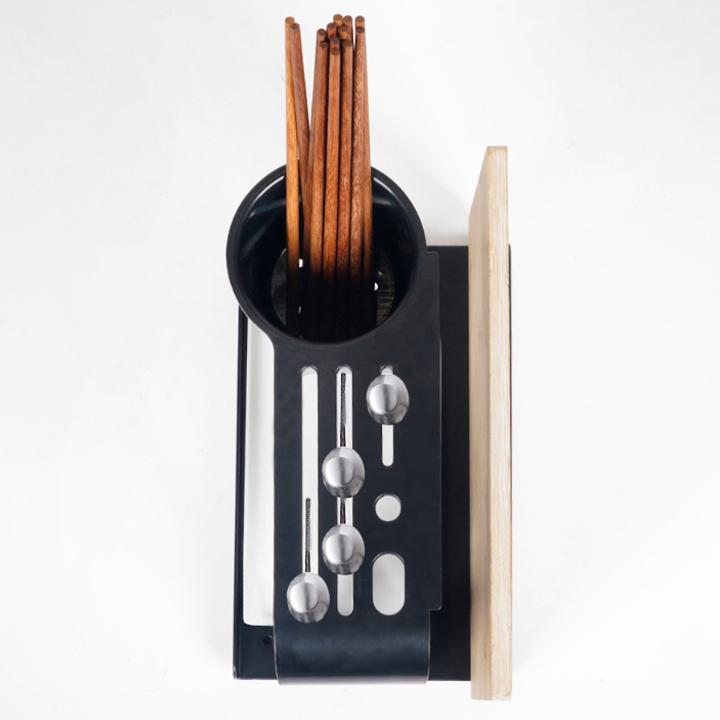 Ống cắm dao đũa inox 304 mẫu mới