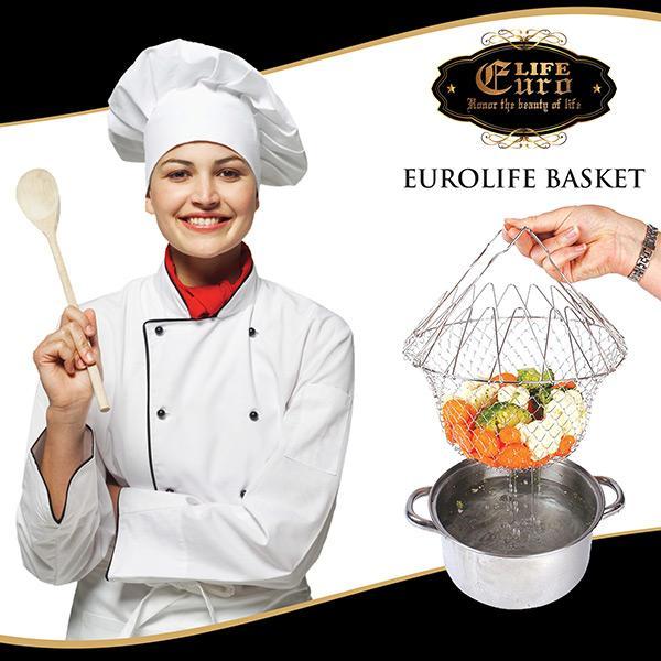 Rổ Thông Minh Đa Năng Eurolife EL-R1