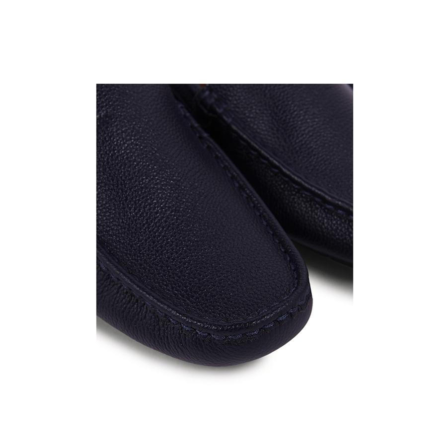 Giày Penny Loafer George Tomoyo Da Bò đế âm TMN06104