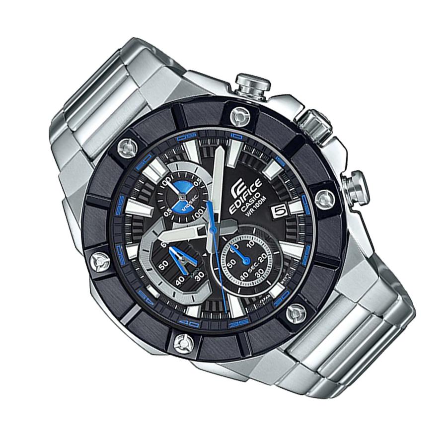 Đồng hồ nam dây kim loại Casio Edifice chính hãng EFR-569DB-1AVUDF