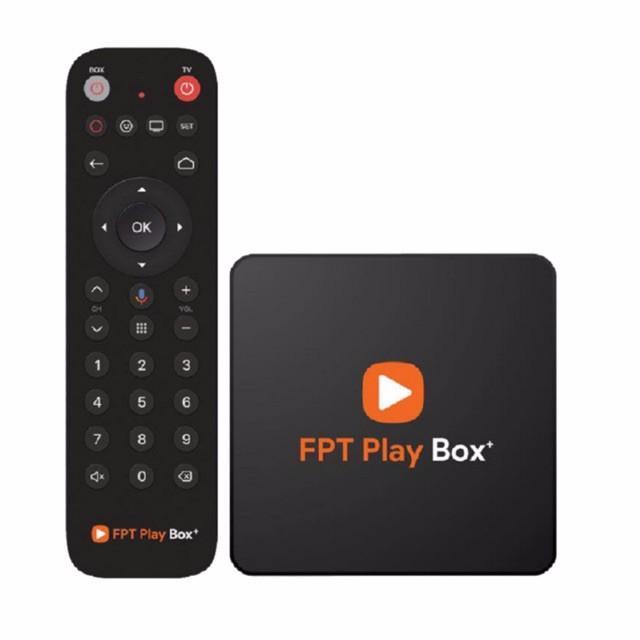 FPT Play Box 4K , Ram 2G, ROM 16G  CHÍNH HÃNG 2020